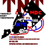 dc vs nyc tnt