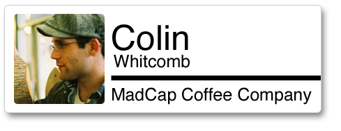 Colin Profile